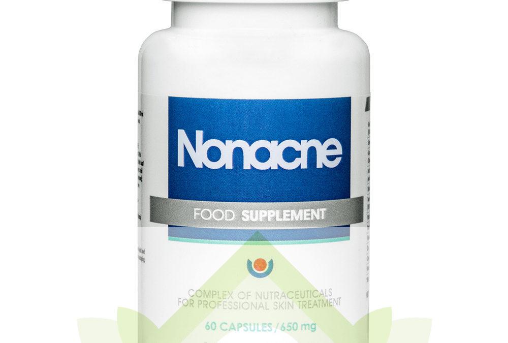 Nonacne – tabletki na trądzik